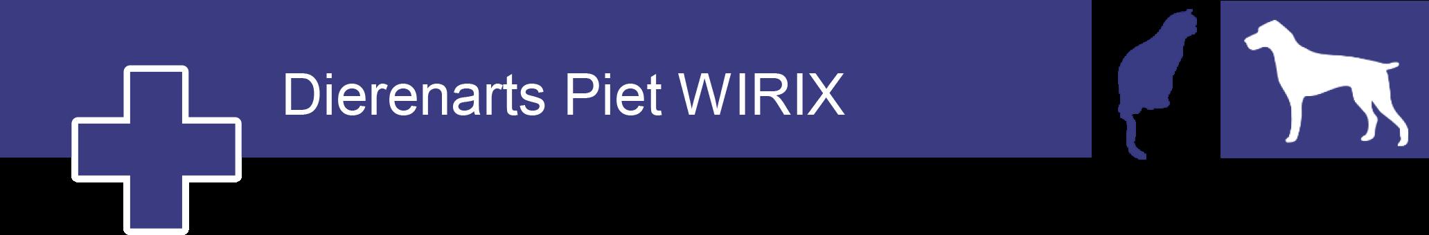 Logo Piet Wirix Dierenarts